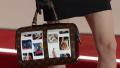 Louis Vuitton представил сумки с гибкими экранами