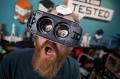 Microsoft запатентовала вибрирующий коврик для VR