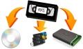 Как оцифровать старую видеокассету дома