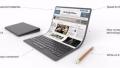 Когда появятся ноутбуки с гибким экраном?