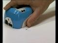 Принтер размером с компьютерную мышь печатает на любых поверхностях!