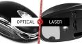 Лазерная мышь или оптическая — что лучше?