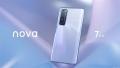 HUAWEI представила новую линейку смартфонов nova 7