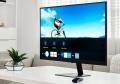 Samsung представила первый в мире умный монитор