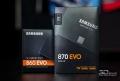 Samsung представила твердотельные накопители 870 EVO SSD