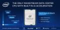 Intel анонсировала 14-нм процессоры Xeon Scalable 3-го поколения