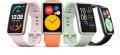 Huawei представила новые смарт-часы с большим дисплеем