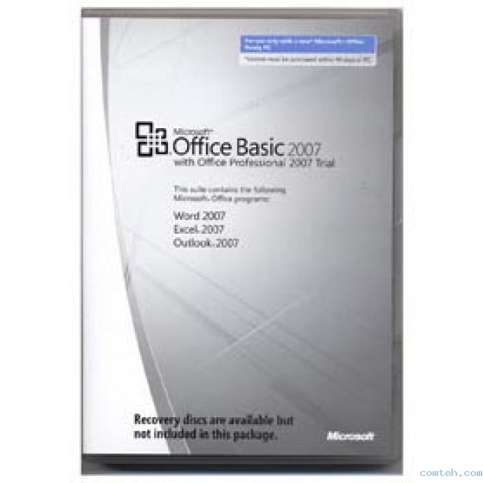 Microsoft Office 2007 Basic Oem Скачать
