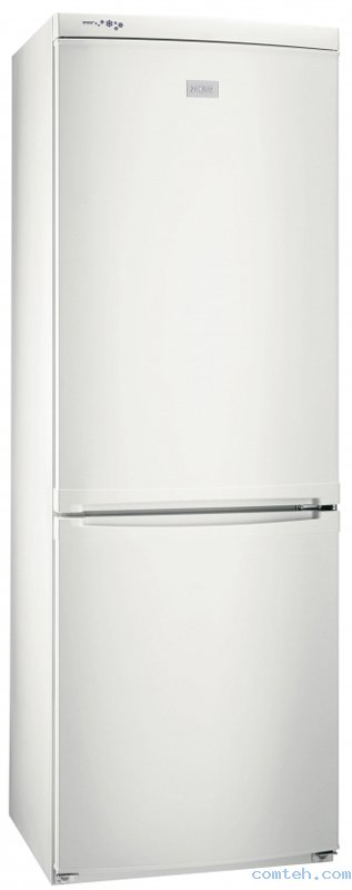 Двухкамерные холодильники zanussi