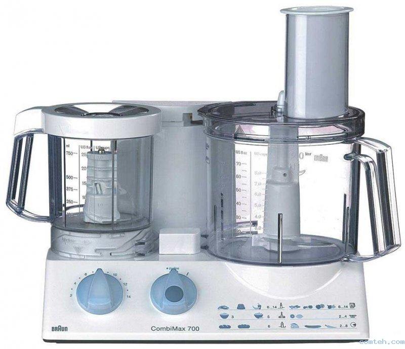 кухонный комбайн combimax Браун 700 схема