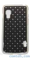 Чехол-накладка для LG L90 Dual D405/D410 Mobiking Diamond Cover (00000029665*)