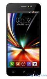 Смартфон BQ-Mobile Wide Black (BQS-5515***)