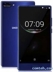 Смартфон Doogee MIX 64Gb Blue