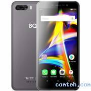 Смартфон BQ-Mobile Next LTE Grey (BQ-5508L***)