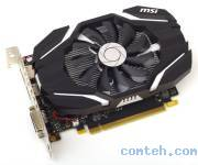 Видеокарта Nvidia GeForce GTX 1050 2 ГБ GDDR5 MSI GTX 1050 2G OC***