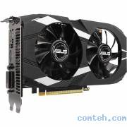 Видеокарта Nvidia GeForce GTX 1650 4 ГБ GDDR5 Asus DUAL-GTX1650-4G (90YV0CV3-M0NA00***)