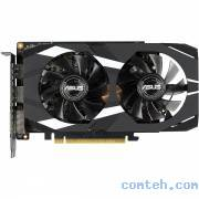 Видеокарта Nvidia GeForce GTX 1660 Ti 6 ГБ GDDR6 Asus DUAL-GTX1660TI-O6G (90YV0CT2-M0NA00***)