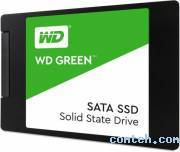 Накопитель SSD 120 ГБ Western Digital Green (WDS120G2G0A***)