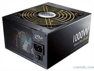 Блок питания Cooler Master Silent Pro Gold 1000W (RS-A00-80GA-D3) .