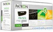Картридж PATRON FX-10 для Canon (CT-CAN-FX-10-PN-R); черный (black); MF4018/4120/4140/4150/4270/4660PL/4690PL; Fax L100/120/140/160; 2000 стр. пр