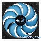 Вентилятор 120 мм AeroCool Motion 12 Plus (4713105960778***); 3-pin + 4-pin; 1200 об/мин; 22,1 дБ; пластик