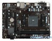 Материнская плата MSI A68HM-E33 V2***; Socket FM2+; AMD A68H; micro-ATX; 2хDDR3(2133); 1xPCI-E x16; 1 x mini-PCI-E x1; 1xPCI; D-Sub; HDMI; 4(SATA 6Gb/s); Audio 8 ch; 1Gb Lan